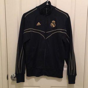 Adidas Real Madrid CF Jacket